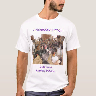 Indiana Chickenstock 2005 T-Shirt