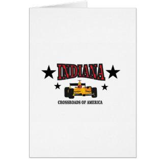 Indiana crossroad card