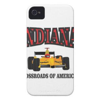 Indiana crossroad iPhone 4 Case-Mate case