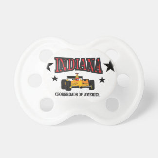 Indiana crossroad pacifier