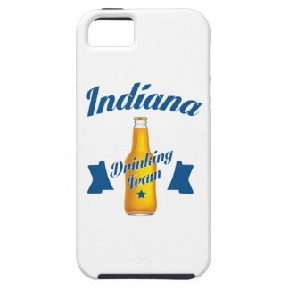 Indiana Drinking team iPhone 5 Cases