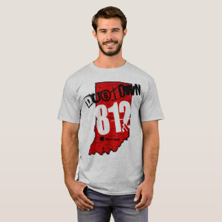 Indiana Dub Town Represent T-Shirt