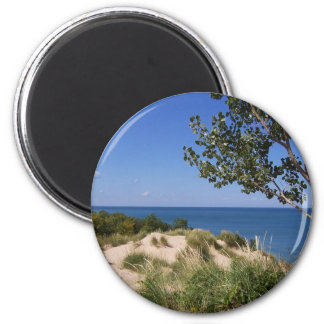 Indiana Dunes National Lakeshore Magnet