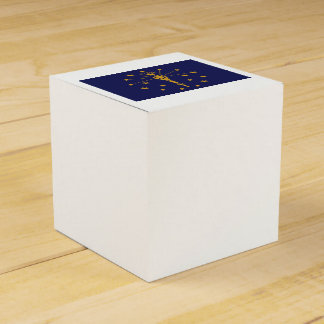 Indiana Favor Box