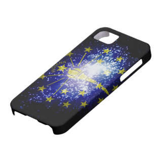 Indiana flag fireworks iPhone 5 covers