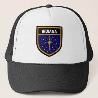Indiana Flag Trucker Hat