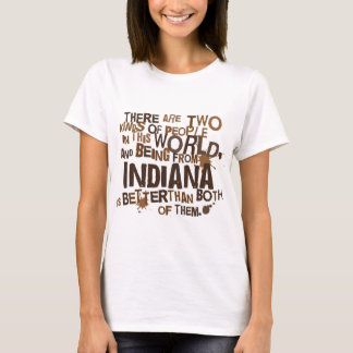 Indiana (Funny) Gift T-Shirt