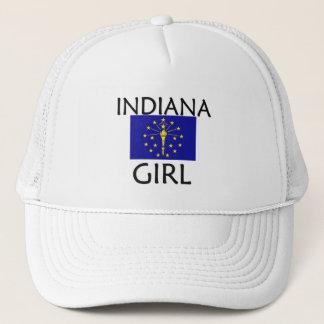 INDIANA GIRL TRUCKER HAT