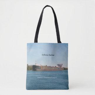 Indiana Harbor Tote Bag