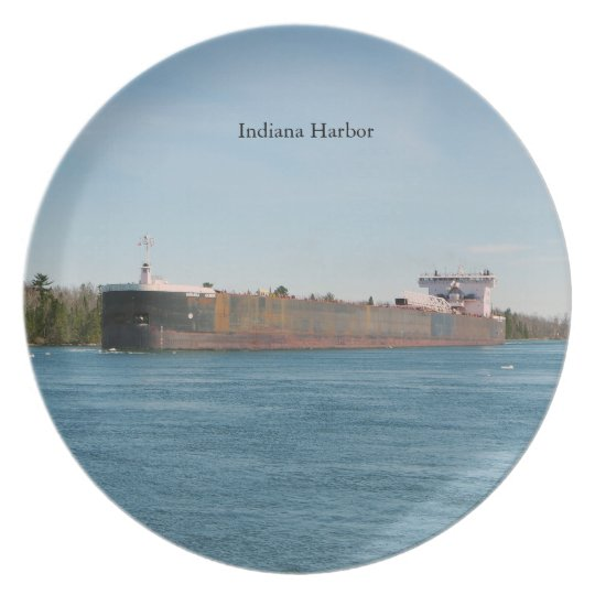 Indiana Harbour plate