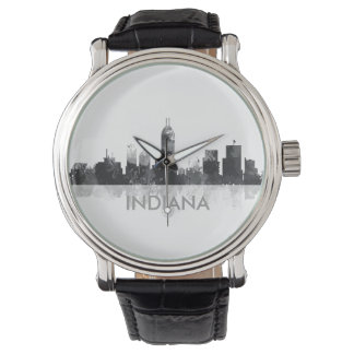 INDIANA, INDIANAPOLIS SKYLINE - Watch