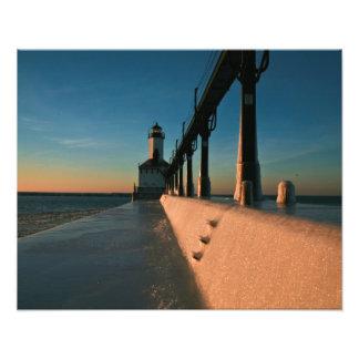 Indiana Lighthouse Photo Print