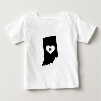 Indiana Love Baby T-Shirt