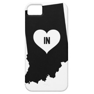Indiana Love Case For The iPhone 5