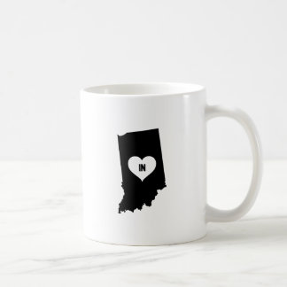Indiana Love Coffee Mug