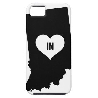 Indiana Love iPhone 5 Cases