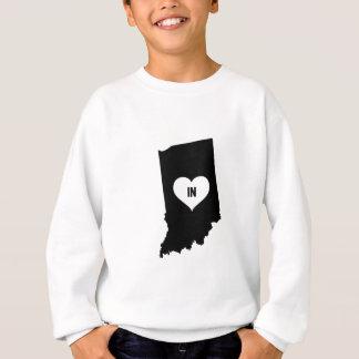 Indiana Love Sweatshirt