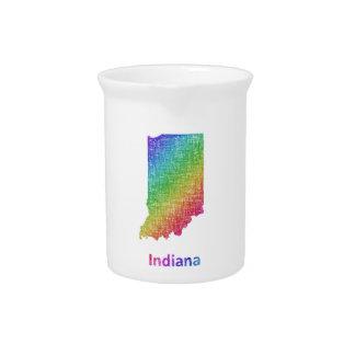 Indiana Pitcher