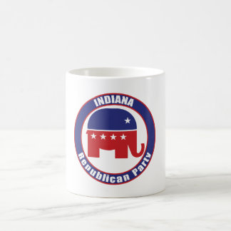 Indiana Republican Party Coffee Mug