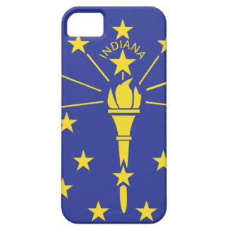 Indiana State Flag iPhone 5 Case
