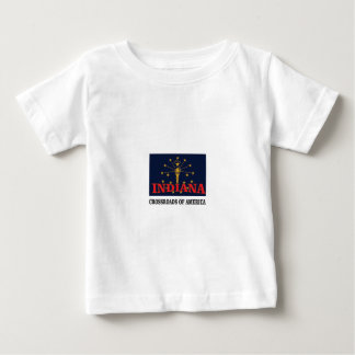 Indiana torch baby T-Shirt