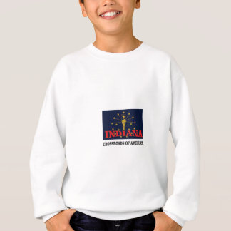 Indiana torch sweatshirt