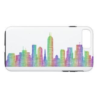 Indianapolis city skyline iPhone 7 plus case