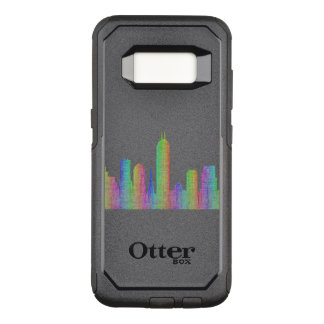 Indianapolis city skyline OtterBox commuter samsung galaxy s8 case