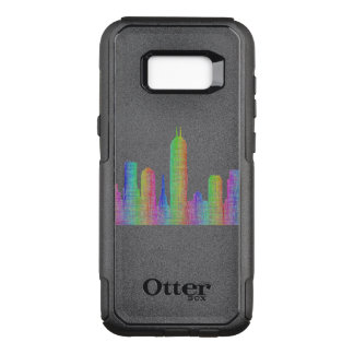 Indianapolis city skyline OtterBox commuter samsung galaxy s8+ case