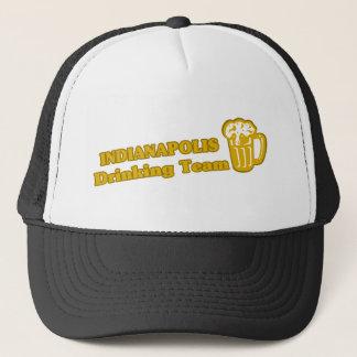Indianapolis Drinking Team tee shirts Trucker Hat