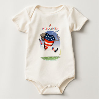 indianapolis football champs, tony fernandes baby bodysuit