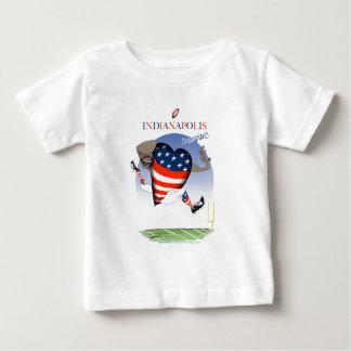 indianapolis football champs, tony fernandes baby T-Shirt