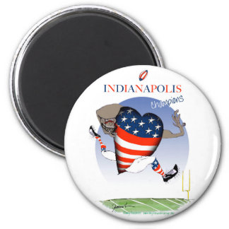 indianapolis football champs, tony fernandes magnet