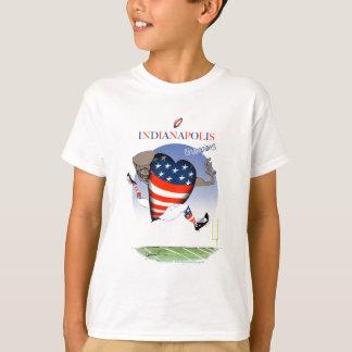 indianapolis football champs, tony fernandes T-Shirt
