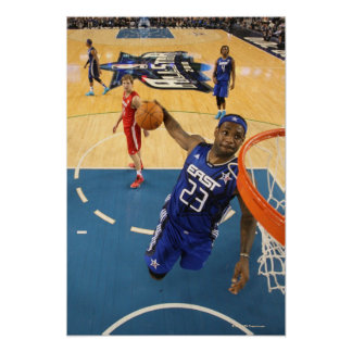 INDIANAPOLIS - SEPTEMBER 30: Ron Artest #23 Print