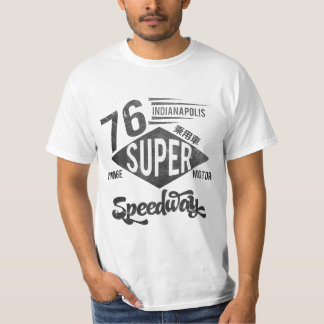 Indianapolis Super Speedway T-Shirt