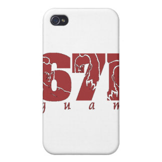 INDICATIF RÉGIONAL 671 ÉTUI iPhone 4/4S
