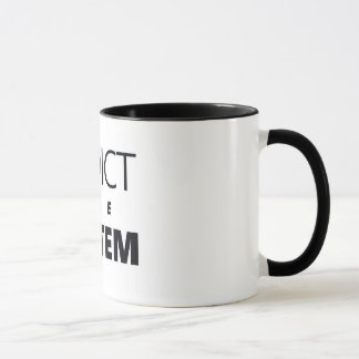 Indict the System Mug