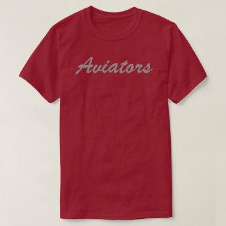 "Indie Aviator Co. ""Aviators"" Script Tee"