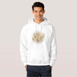 indie band hoodie