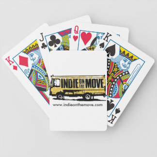 Indie on the Move Playing Cards