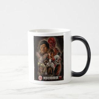 IndieHorror.TV Morphing Mug