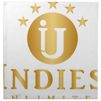 Indies Unlimited 5-Star Logo Napkin