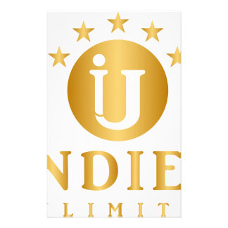 Indies Unlimited 5-Star Logo Stationery