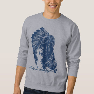 Indigenous Hieroglyphics Sweatshirt