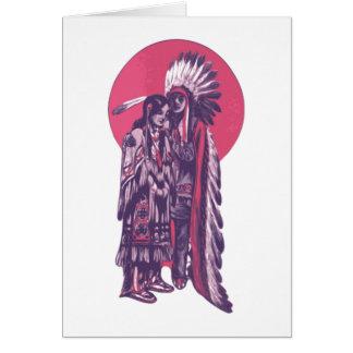 Indigenous Rez Love Card
