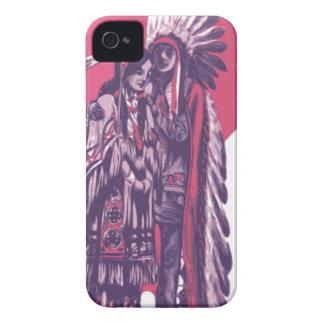 Indigenous Rez Love Case-Mate iPhone 4 Cases