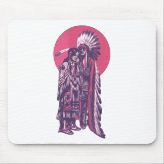 Indigenous Rez Love Mouse Pad