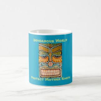 Indigenous World Respect our Earth mug. Coffee Mug