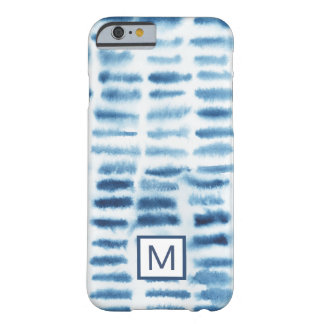 Indigio Watercolor Print Barely There iPhone 6 Case